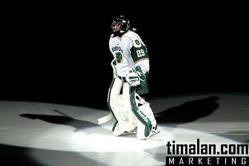 USHL Photos - Joey Balmer Sioux City Musketeers