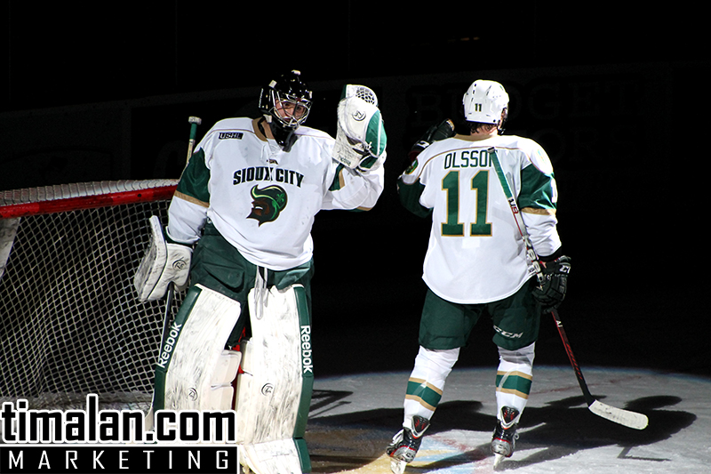 USHL Photos - Sioux City Musketeers