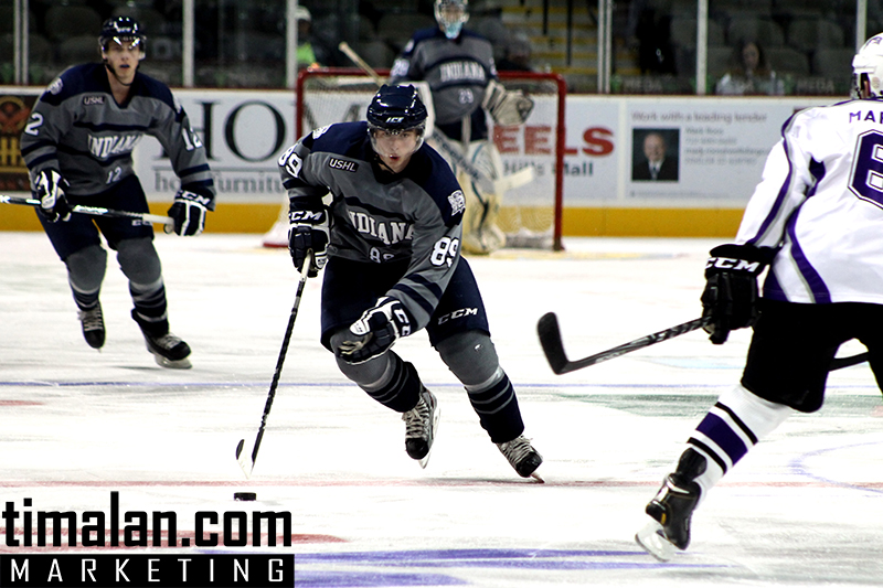 USHL Photos - Indiana Ice