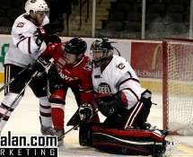 USHL Photo - Chicago Steel vs. Waterloo Blackhawks